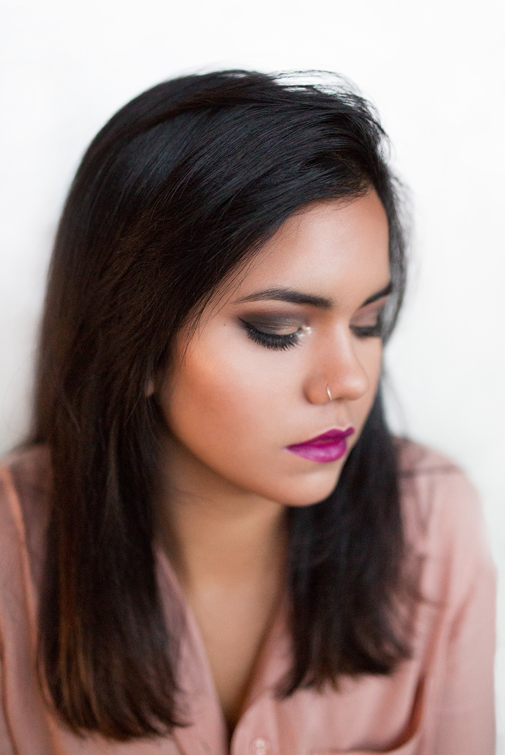 Cute and Bold Makeup By Blush Talk