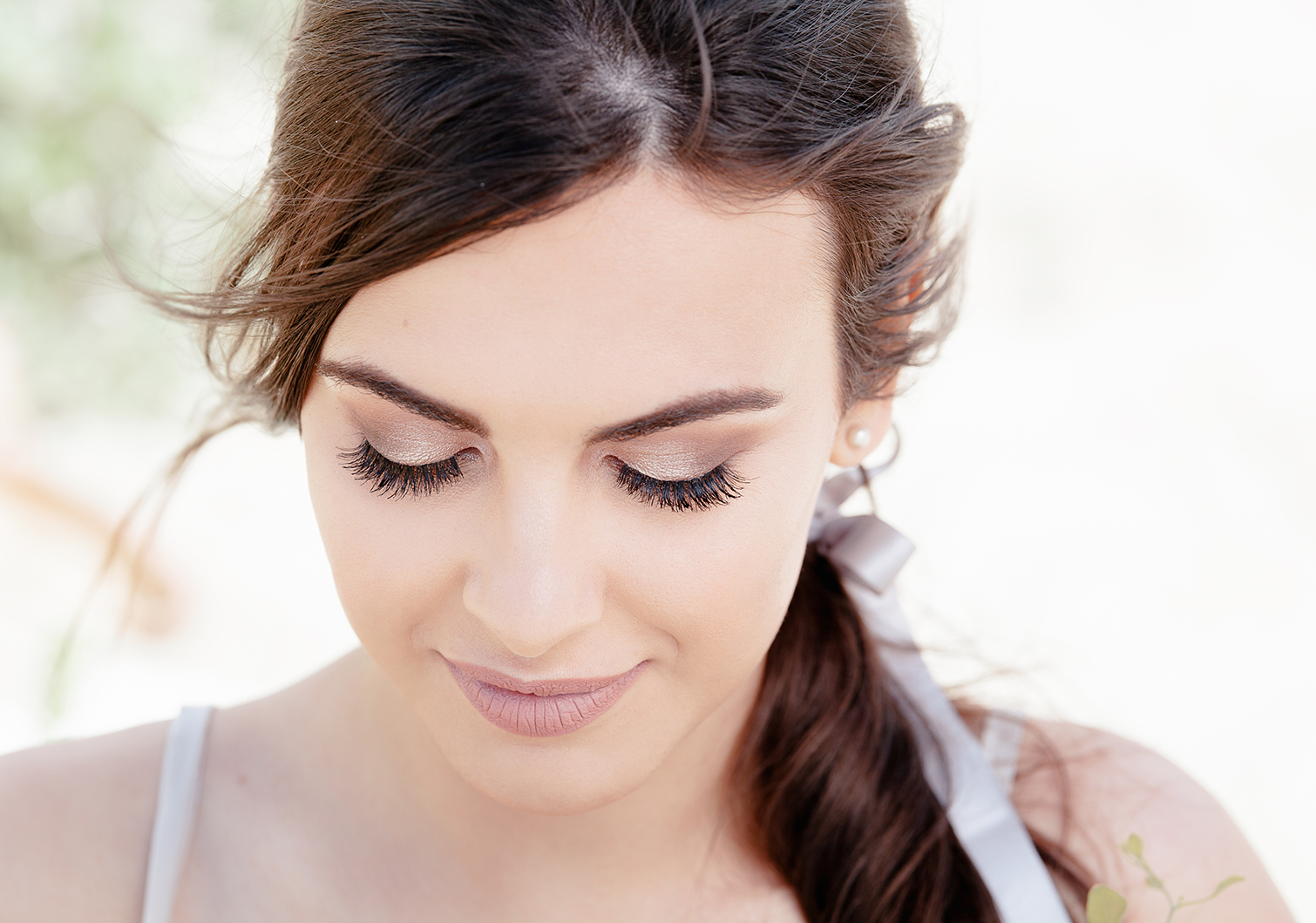 Sea, Sand, Simplicity and Serenity Makeup