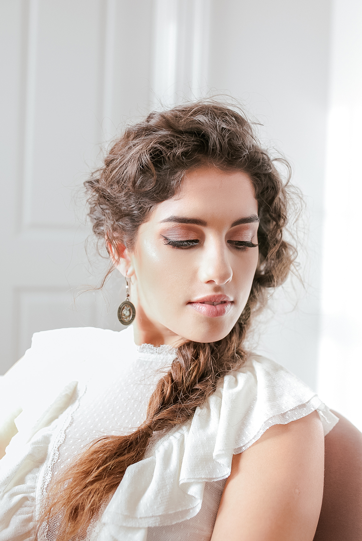 Eternal Elegance makeup by Blush Talk